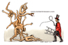Cartoon: Impossible bodies (small) by Niessen tagged contorsionisti,acrobati,scultura,corpi,nudi,domatore,circo,serpente,contortionists,acrobats,sculpture,bodies,naked,tamer,circus,snake,schlangenmenschen,akrobaten,skulptur,körper,nackt,dompteur,zirkus,schlange