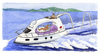 Cartoon: Iron (small) by Niessen tagged summer boat iron ironinig captain ocean sommer boot buegeleisen meer kapitaen ozean