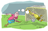 Cartoon: football (small) by mitya_kononov tagged football