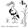 Cartoon: Der Klapperstorch (small) by Mistviech tagged tiere,natur,ein,tag,tier,storch,klapperstorch,frieren,klappern,zähneklappern
