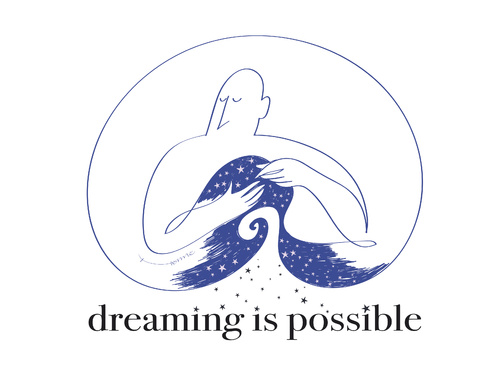 Cartoon: Dreaming is Possible (medium) by Herme tagged dream