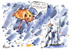 Cartoon: HALLOWEEN NIGHT (small) by Kestutis tagged halloween,night,umbrella,rain,pumpkin,happening,kestutis,siaulytis,lithuania,adventure