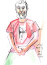Cartoon: Vitas - master (small) by Kestutis tagged dada,sketch,kestutis,lithuania,master