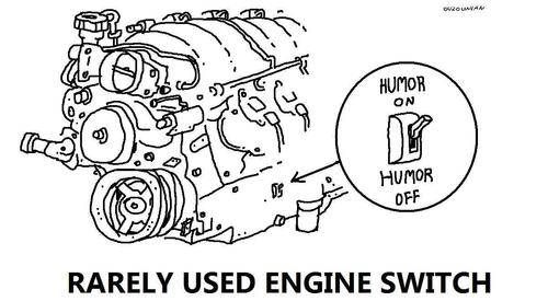 Cartoon: engines and stuff (medium) by ouzounian tagged engines,cars