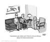 Cartoon: The Talk 2.0 (small) by a zillion dollars comics tagged family,parenting,lgbt,queer,sexuality,reproduction