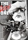 Cartoon: Wild One (small) by spot_on_george tagged marlon brando the wild one