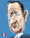 Cartoon: ... (small) by to1mson tagged france,frankreich,hollande,president,prezydent,francja
