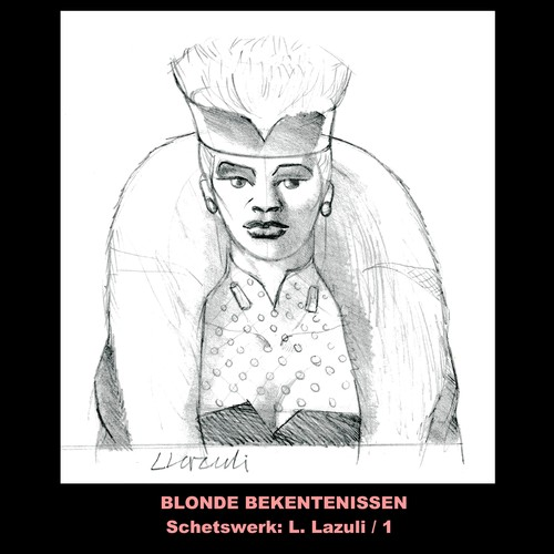 Cartoon: Blonde Bekentenissen Sketches 1 (medium) by Age Morris tagged sketch,schets,lazuli,agemorris,victorzilverberg,aboutloveandlife,blondeconfessions,blondebekentenissen