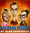 Cartoon: The Big Bang Theory (small) by Alan HI tagged big,bang,theory