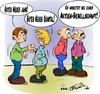 Cartoon: Gutes Neues (small) by Trumix tagged aktiengesellschaft,gutes,neues,hedgefont,hedgefonts