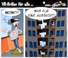 Cartoon: Neulich auf dem Balkon (small) by Trumix tagged vr,brillen,360,grad,videos,realität,virtuelle,welt,games