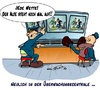 Cartoon: Wetten dass ... (small) by Trumix tagged gewaltenteilung,zivilcourage,angst,mut,pruegelei,agression,schlaegerei,trummix,wetten,videoueberwachung,video