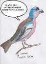Cartoon: New glasses (small) by jjjerk tagged bird chaffinch blue glasses beak cartoon caricature branch