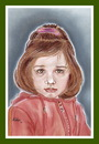 Cartoon: Adela (small) by Kidor tagged child