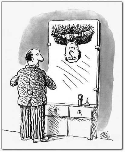 Mirror van penapai media culture cartoon toonpool for Spiegel cartoon