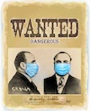 Cartoon: coronavirus (small) by penapai tagged wanted,medical