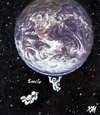 Cartoon: illusion (small) by penapai tagged cosmos