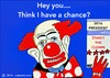 Cartoon: The next Presidential Candidate (small) by tonyp tagged arp,clown,arptoons