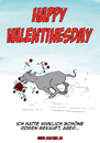 Cartoon: Valentinesday (small) by dogtari tagged valentinesday,valentins,tag,deutsche,dogge,great,dane,hund,dogtari