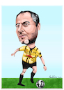 Cartoon: milan-m (small) by ivo tagged wow