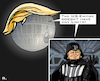 Cartoon: US-Space-Force (small) by RachelGold tagged usa,space,force,trump,starwars,death,star,darth,vader,dark,side,of,the,power