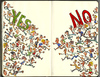 Cartoon: Angry people meeting in a sketch (small) by Frits Ahlefeldt tagged cartoon,sketch,funny,debate,angry,politics,humor,free,color,running,people,demonstration