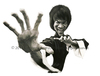 Cartoon: Bruce Lee (small) by slwalkes tagged brucelee,kungfu,actor