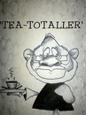 Cartoon: MODI The TEA-TOTAL-ERR (small) by mindpad tagged bjp,elections,2014,narendra,modi,caricature,cartoon,tea,vendor