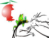 Cartoon: 12... (small) by Nekra tagged apple