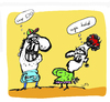 Cartoon: my hero! (small) by studionuts tagged cartoon
