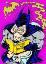 Cartoon: Superhero series BATMAN (small) by subwaysurfer tagged cartoon comic