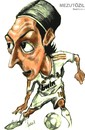Cartoon: Mezut özil (small) by Arley tagged caricatura mezut ozil real madrid özil futbol caricature