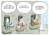 Cartoon: Homeoffice-Virologen (small) by FEICKE tagged corona,gesundheit,virus,virologe,forschung