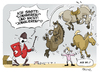 Cartoon: Longieren (small) by FEICKE tagged reiten,reiter,reitsport,pferd