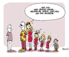 Cartoon: Promi-Kinder (small) by FEICKE tagged promi,star,stars,prominent,film,fernsehen,kinder,namen,orte,feicke