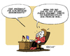Cartoon: Topidee (small) by FEICKE tagged angela,merkel,abhör,skandal,usa,obama,nsa,pofalla,idee