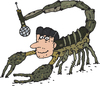 Cartoon: Scorpions (small) by belozerov tagged music,scorpions,klaus,meine,rock