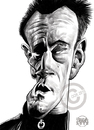 Cartoon: John Terry (small) by Russ Cook tagged john,terry,russ,cook,chelsea,football,club,captain,soccer,footie,defender,centre,back,premier,league,england,karikatur,karikaturen,drawing,digital,zeichnung,caricature,illustration