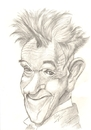 Cartoon: Stan Laurel (small) by cabap tagged caricature