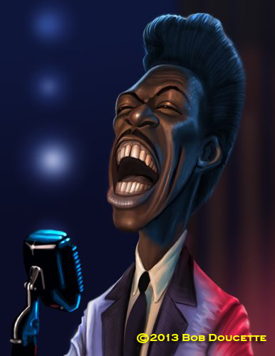 Cartoon: Eddie Murphy (medium) by tobo tagged caricature
