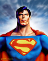 Cartoon: Christopher Reeve (small) by tobo tagged caricature,superman