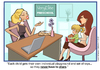 Cartoon: Elite Pre-School (small) by carol-simpson tagged preschool,children,elite,onepercent