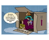 Cartoon: Homeless Home Improvement (small) by carol-simpson tagged homeless,family,poverty,children,rain