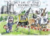 Cartoon: Abrissbirne (small) by Jan Tomaschoff tagged kernkraft