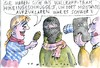 Cartoon: investigativ (small) by Jan Tomaschoff tagged journalismus,wallraff