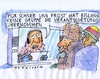Cartoon: Winter (small) by Jan Tomaschoff tagged winter,schnee,wetter