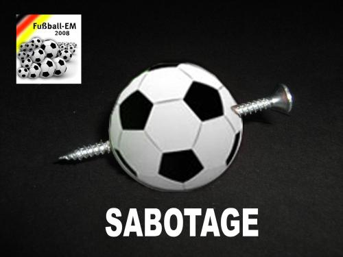 Cartoon: sabotage (medium) by cartoonist_egon tagged sport
