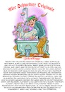 Cartoon: ZickenRogge (small) by cartoonist_egon tagged zickenrogge,original,schwedt,uckermark