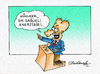 Cartoon: NUCLEAR (small) by halisdokgoz tagged nuclear