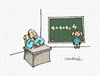 Cartoon: UNINTERRUPTED TRAINING (small) by halisdokgoz tagged uninterrupted,training